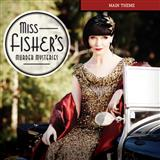 Download or print Miss Fisher's Theme Sheet Music Notes by Greg Walker for Piano