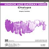 Download Gregory Yasinitsky Chalupa - Drum Set Sheet Music arranged for Jazz Ensemble - printable PDF music score including 3 page(s)