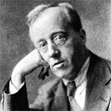 Download or print Jig (1932) Sheet Music Notes by Gustav Holst for Piano