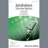 Download or print Jambalaya (On The Bayou) (arr. Ryan O'Connell) Sheet Music Notes by Hank Williams for TB Choir