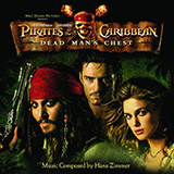 Download or print Davy Jones Plays His Organ (From Pirates Of The Caribbean) Sheet Music Notes by Hans Zimmer for Piano