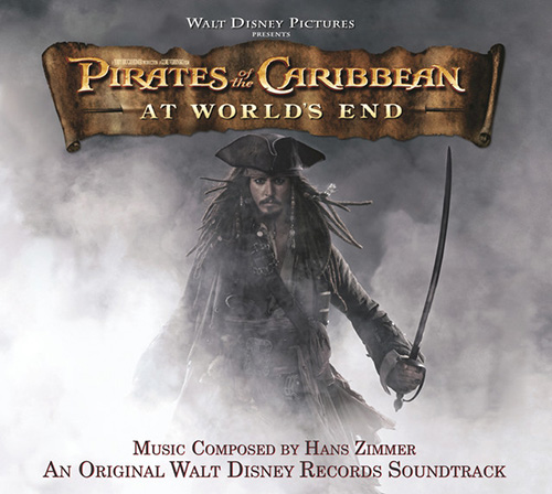 Hans Zimmer I See Dead People In Boats (from Pirates Of The Caribbean: At World's End) profile picture