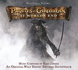 Download or print Up Is Down (from Pirates Of The Caribbean: At World's End) Sheet Music Notes by Hans Zimmer for Piano
