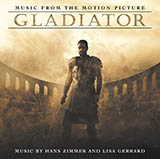 Download or print The Battle (from Gladiator) Sheet Music Notes by Hans Zimmer and Lisa Gerrard for Piano Solo