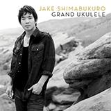 Download Jake Shimabukuro Over The Rainbow Sheet Music arranged for UKETAB - printable PDF music score including 2 page(s)