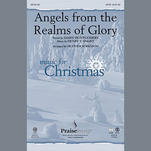 Christmas Carol Angels From The Realms Of Glory (arr. Heather Sorenson) profile picture