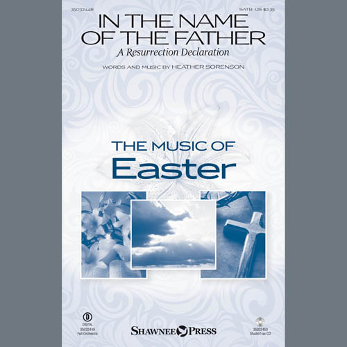 Heather Sorenson In the Name of the Father (A Resurrection Declaration) - Full Score profile picture