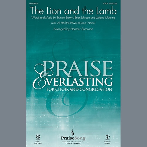 Heather Sorenson The Lion and the Lamb (with All Hail the Power of Jesus' Name) - Tenor Sax (sub. Tbn 2) profile picture