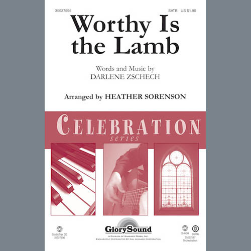 Heather Sorenson Worthy Is The Lamb - Piano profile picture