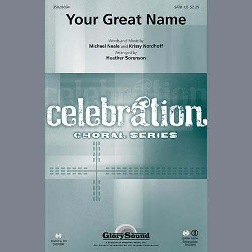 Heather Sorenson Your Great Name - Violin 1 profile picture
