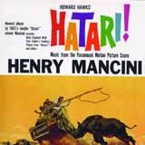 Download Henry Mancini Baby Elephant Walk (from Hatari!) Sheet Music arranged for Organ - printable PDF music score including 3 page(s)