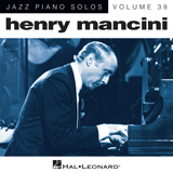 Download or print Mr. Lucky Sheet Music Notes by Henry Mancini for Piano