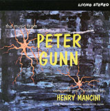 Download Henry Mancini Peter Gunn Sheet Music arranged for Bass - printable PDF music score including 1 page(s)