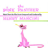 Download Henry Mancini The Pink Panther Sheet Music arranged for Vibraphone Solo - printable PDF music score including 2 page(s)