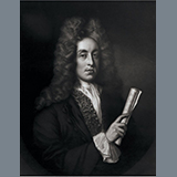 Download or print Borry Sheet Music Notes by Henry Purcell for Solo Guitar Tab