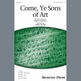 Download or print Come, Ye Sons Of Art (arr. Greg Gilpin) Sheet Music Notes by Henry Purcell for TB Choir