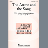 Download Henry Wadsworth Longfellow and Douglas Beam The Arrow And The Song Sheet Music arranged for 3-Part Treble Choir - printable PDF music score including 15 page(s)