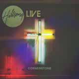 Download Hillsong Live Cornerstone Sheet Music arranged for Piano, Vocal & Guitar (Right-Hand Melody) - printable PDF music score including 4 page(s)