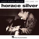 Download or print For Heaven's Sake Sheet Music Notes by Horace Silver for Piano