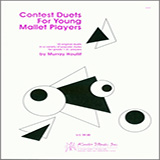 Download Houllif Contest Duets For The Young Mallet Players Sheet Music arranged for Percussion Ensemble - printable PDF music score including 16 page(s)