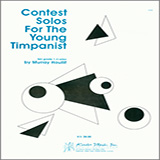 Download Houllif Contest Solos For The Young Timpanist Sheet Music arranged for Percussion Solo - printable PDF music score including 13 page(s)