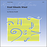 Download Houllif East Meets West Sheet Music arranged for Percussion - printable PDF music score including 2 page(s)
