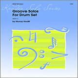 Download Houllif Groove Solos For Drum Set Sheet Music arranged for Percussion Solo - printable PDF music score including 12 page(s)