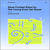Download Houllif More Contest Solos For The Young Drum Set Player Sheet Music arranged for Percussion Solo - printable PDF music score including 12 page(s)