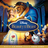 Download or print Be Our Guest Sheet Music Notes by Alan Menken for Piano