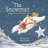 Download or print Walking In The Air (theme from The Snowman) Sheet Music Notes by Howard Blake for Piano