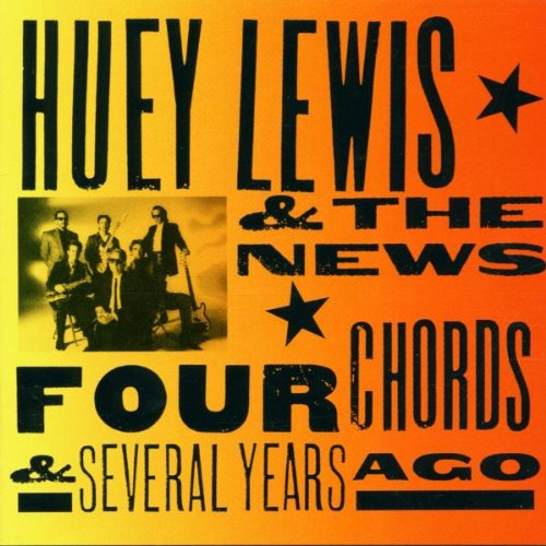Huey Lewis & The News But It's Alright pictures
