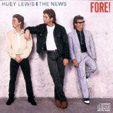 Download Huey Lewis & The News The Power Of Love Sheet Music arranged for Very Easy Piano - printable PDF music score including 6 page(s)