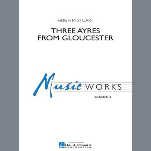 Hugh M. Stuart Three Ayres From Gloucester - Eb Contralto Clarinet profile picture
