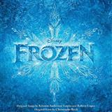 Download or print Let It Go (from Frozen) Sheet Music Notes by Idina Menzel for Piano