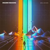 Download or print Believer Sheet Music Notes by Imagine Dragons for EPVERY