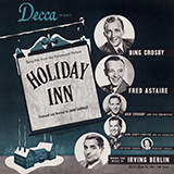 Download or print Happy Holiday Sheet Music Notes by Irving Berlin for Piano