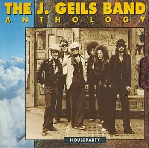 The J. Geils Band Freeze Frame pictures