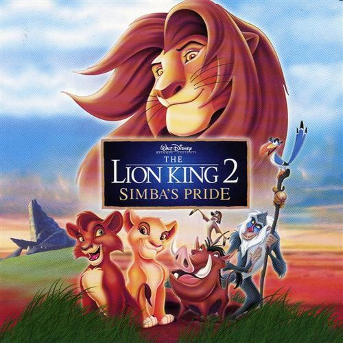 Liz Callaway and Gene Miller Love Will Find A Way (from The Lion King II: Simba's Pride) pictures