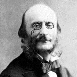 Download or print The Can Can Sheet Music Notes by Jacques Offenbach for Piano