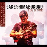 Download Jake Shimabukuro Dragon Sheet Music arranged for UKETAB - printable PDF music score including 12 page(s)