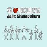Download Jake Shimabukuro Hula Girl Sheet Music arranged for UKETAB - printable PDF music score including 2 page(s)