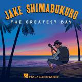Download Jake Shimabukuro Mahalo John Wayne Sheet Music arranged for Ukulele Tab - printable PDF music score including 5 page(s)