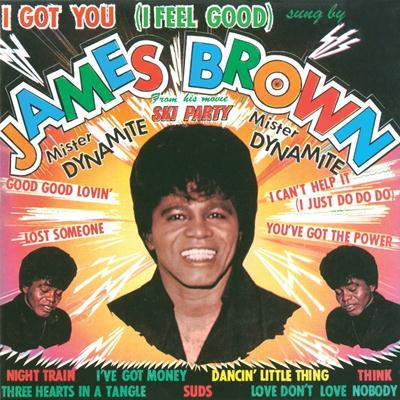 James Brown I Got You (I Feel Good) profile picture
