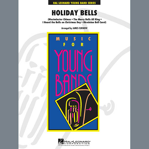 James Curnow Holiday Bells - Conductor Score (Full Score) pictures