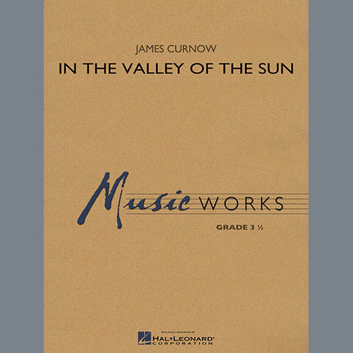 James Curnow In the Valley of the Sun - Bb Clarinet 1 pictures