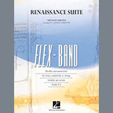 Download or print Renaissance Suite - Pt.3 - Violin Sheet Music Notes by James Curnow for Concert Band