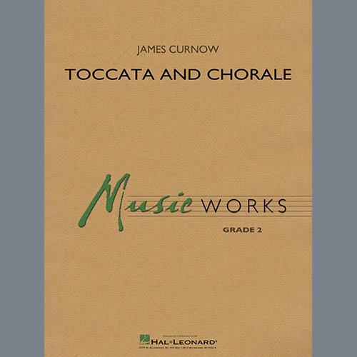 James Curnow Toccata and Chorale - Percussion 1 profile picture