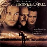 Download or print The Ludlows (from Legends Of The Fall) Sheet Music Notes by James Horner for Piano