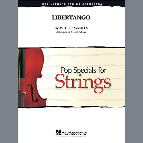 James Kazik Libertango - Violin 3 (Viola Treble Clef) profile picture