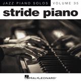 Download or print Carolina Shout Sheet Music Notes by James P. Johnson for Piano